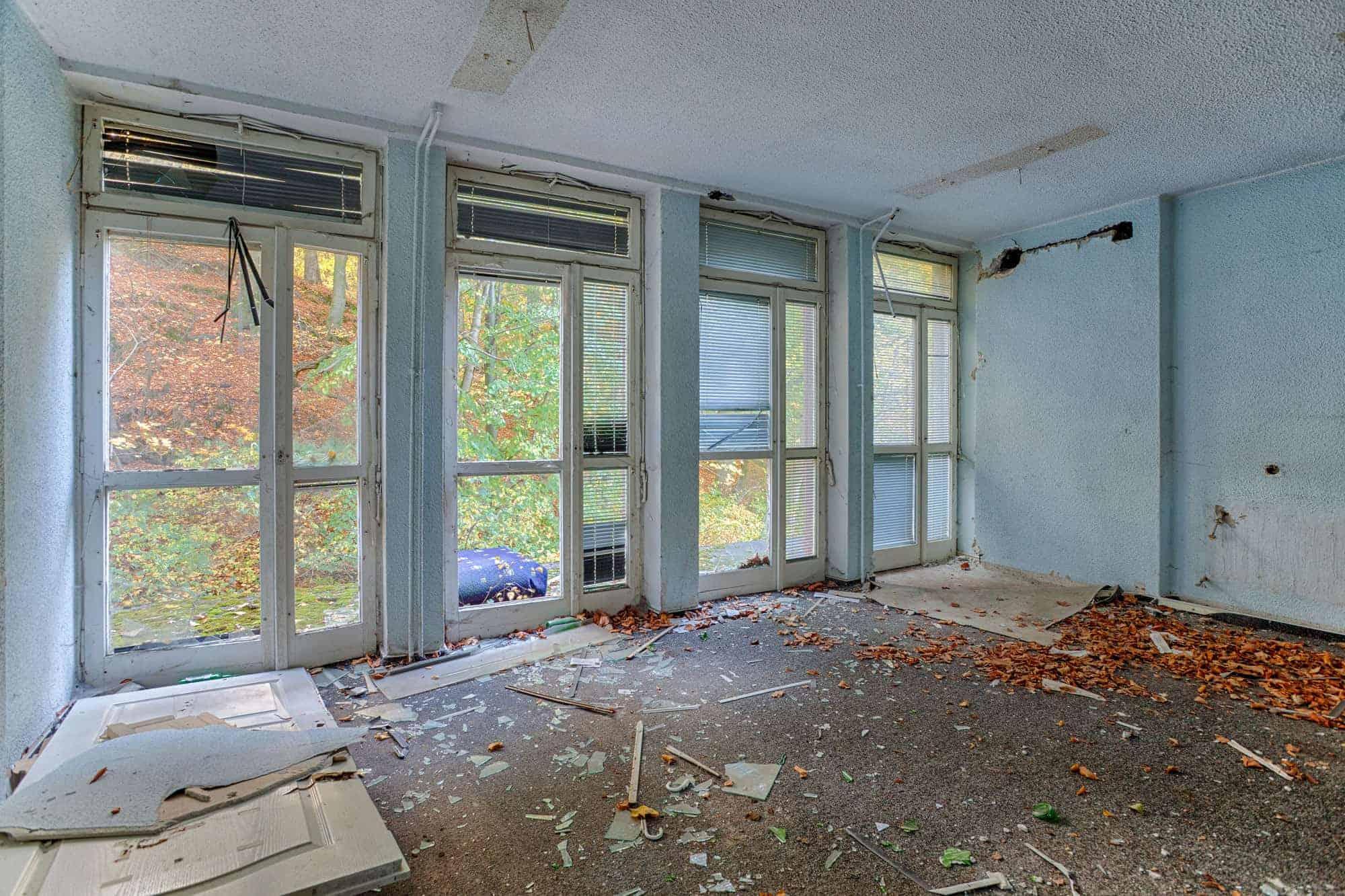 Vandalismus Gebäudeversicherung