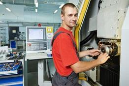 Berufsunfähigkeit Maschinen- und Anlagenführer