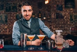 Berufsunfähigkeitsversicherung Barkeeper
