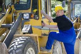 Baugeräte sind nicht in der Bauleistungsversicherung versichert