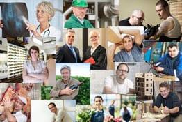 Überblick berufs- und firmenspezifische Risiken