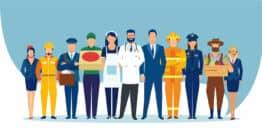 Berufsunfähigkeit nach Berufsgruppen