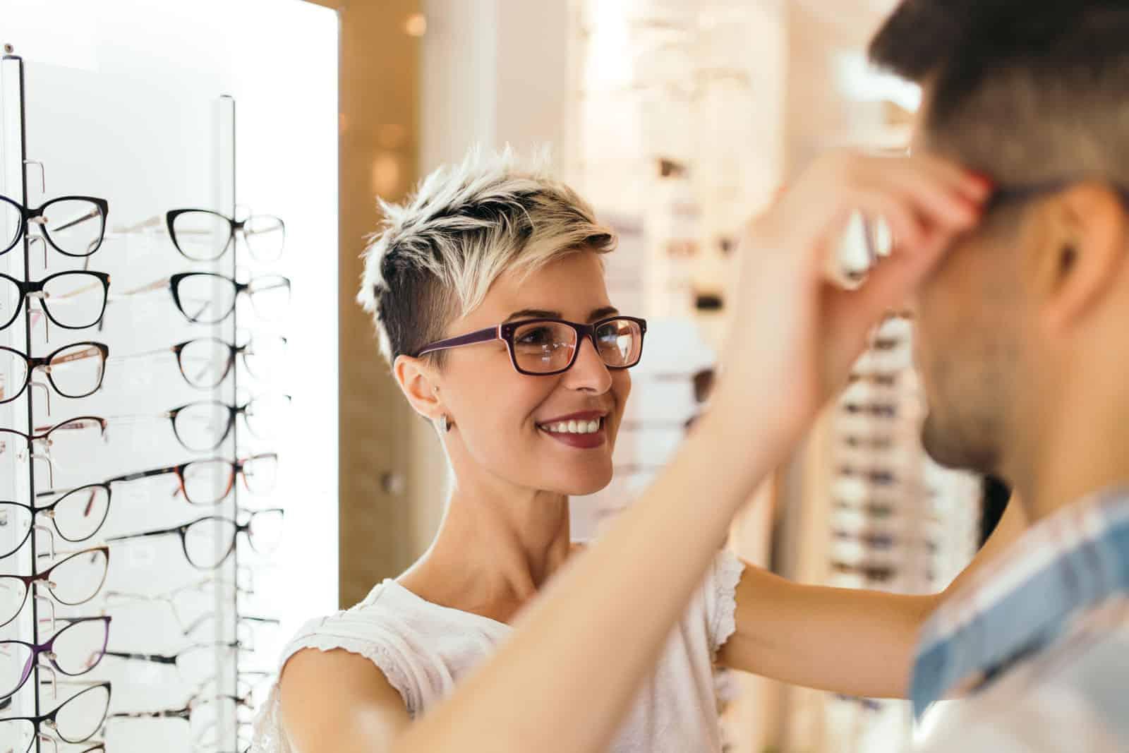 Berufsunfähigkeit Augenoptiker