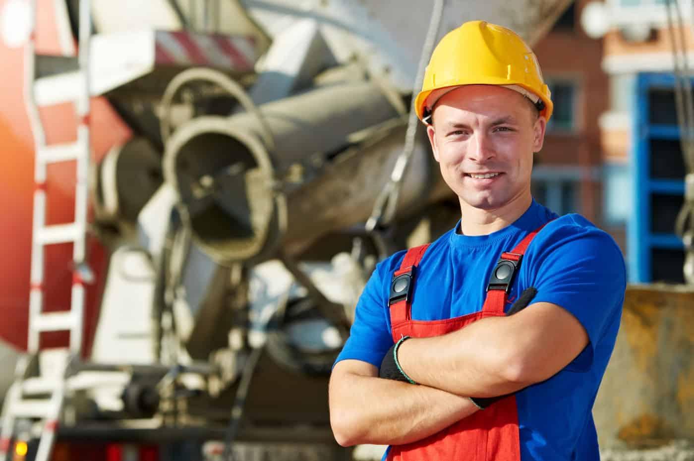 Berufsunfähigkeit Bauarbeiter