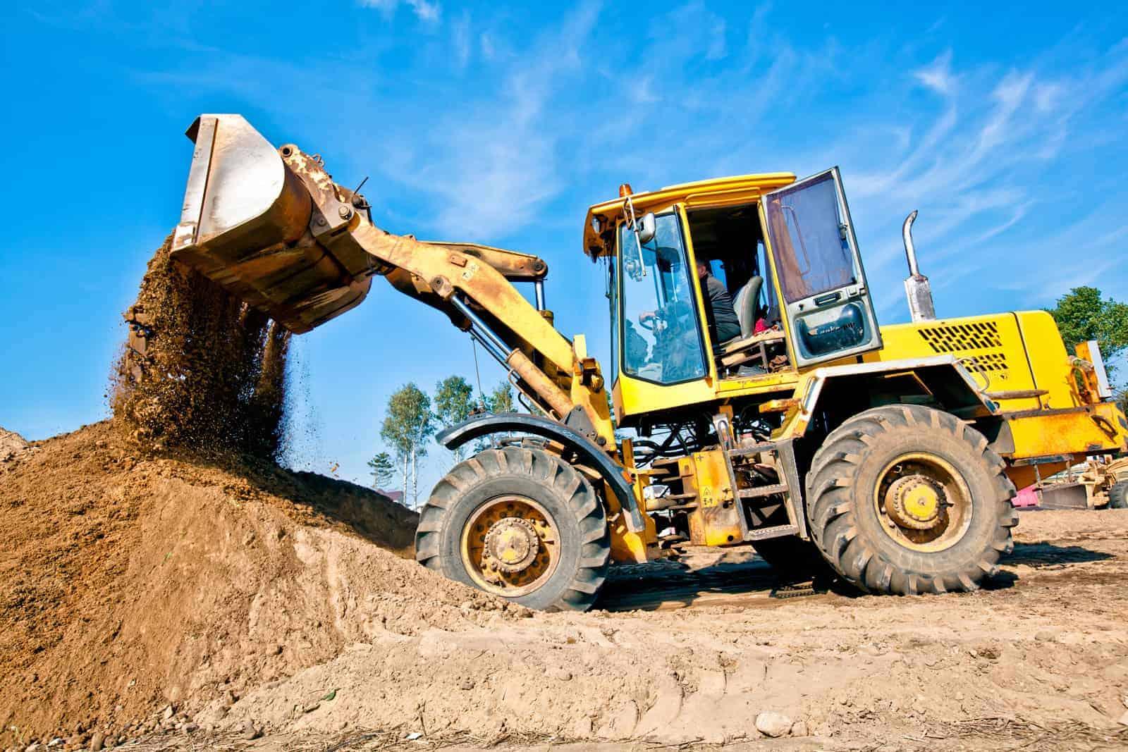 Berufsunfähigkeit Baugeräteführer