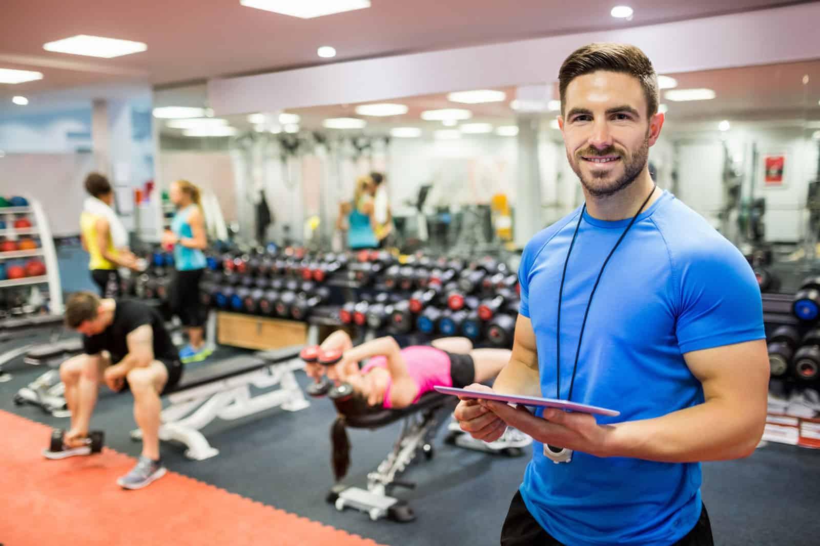 Berufsunfähigkeit Fitnesstrainer und Personal Trainer