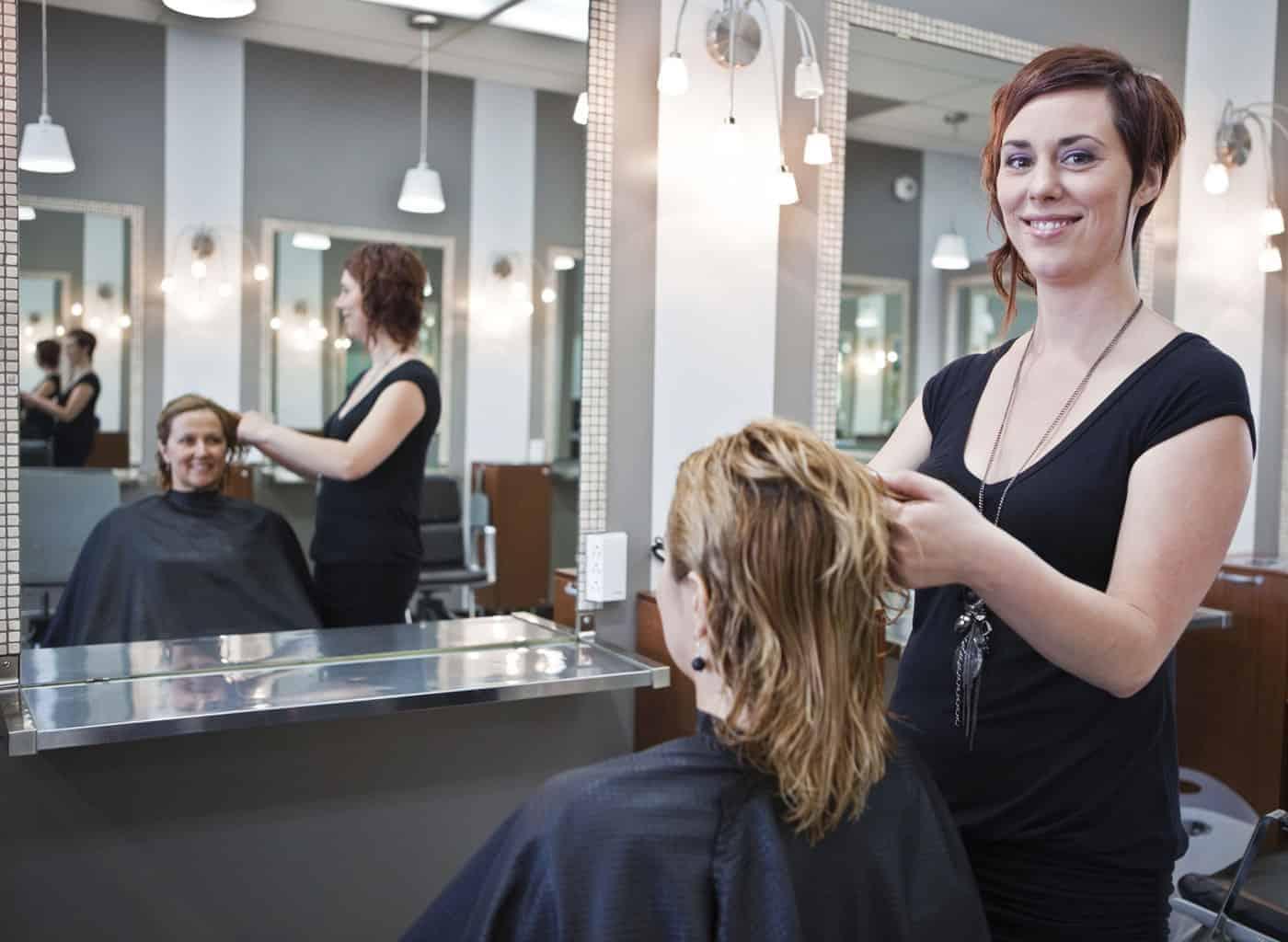 Berufsunfähigkeit Friseur