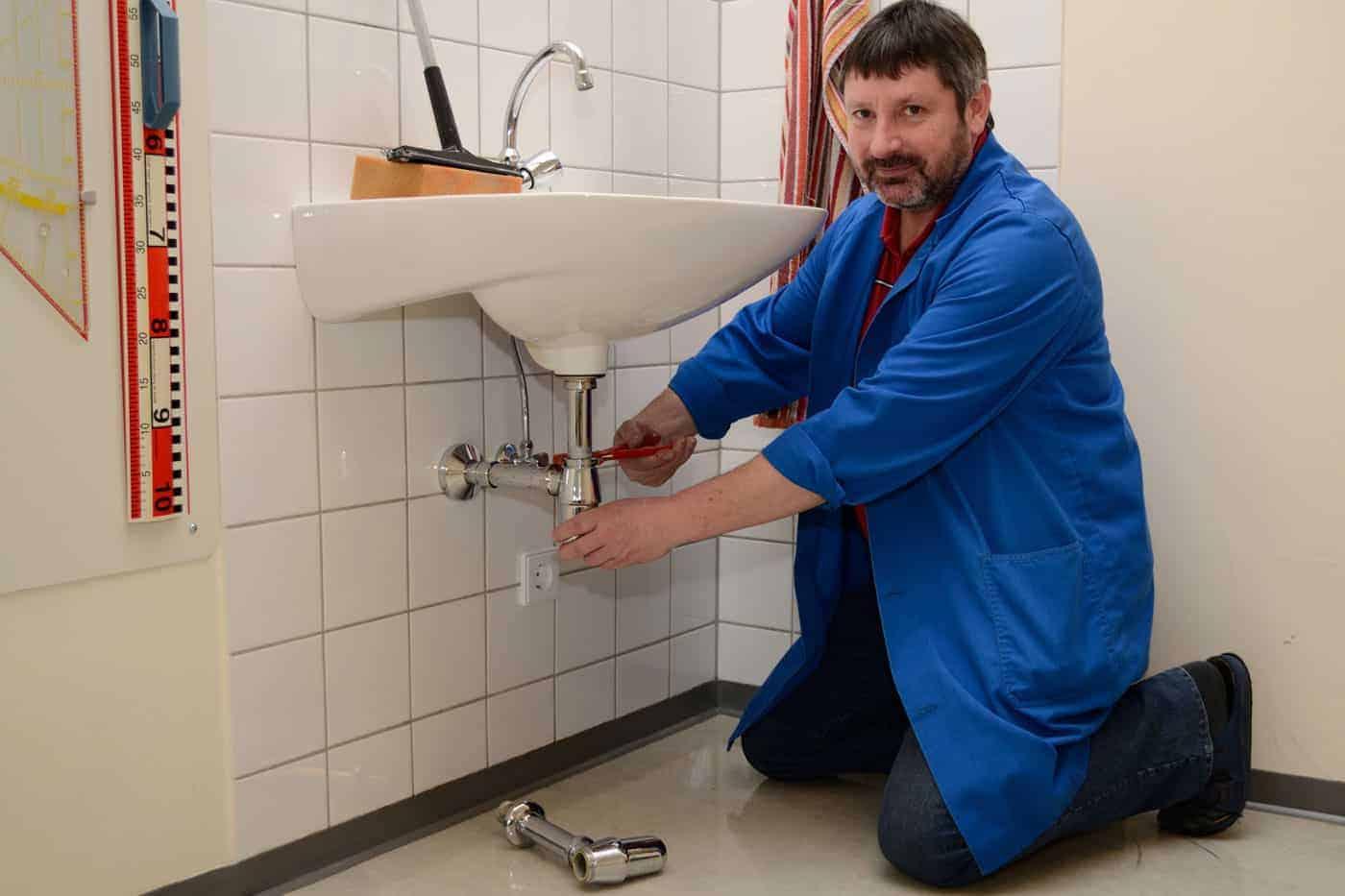Berufsunfähigkeit Hausmeister