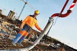 Berufsunfähigkeit Betonbauer