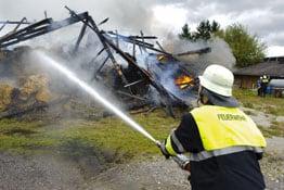 Dienstunfähigkeitsversicherung Feuerwehrleute