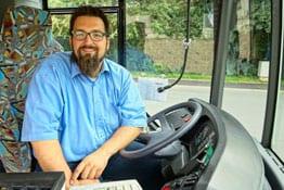 Berufsunfähigkeit Busfahrer