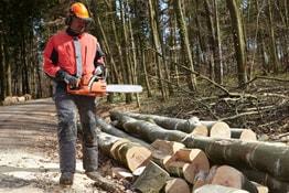 Berufsunfähigkeit Forstarbeiter
