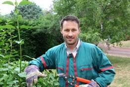 Berufsunfähigkeit Gärtner