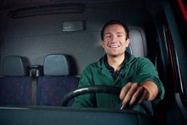 Berufsunfähigkeit LKW-Fahrer