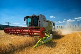 Landwirtschaftliche Maschinenversicherung