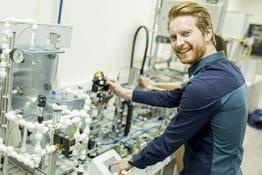 Berufsunfähigkeit Maschinenbauingenieur