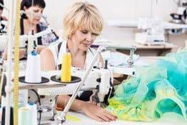 Berufsunfähigkeit Textil- und Modenäherin