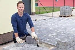 Berufsunfähigkeitsversicherungen für Pflasterer und Steinsetzer
