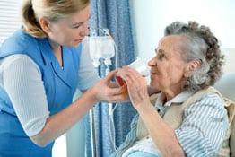 Beruf Altenpfleger