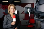 Reporterin