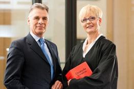 Berufsunfähigkeit Richter