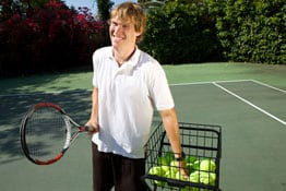 Tennisschule / Tennistrainer