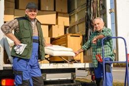 Transporthaftpflichtversicherung Umzugsunternehmen