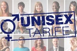 Unisex Tarif Umstellung