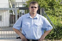 Betriebshaftpflicht Sicherheitsdienst