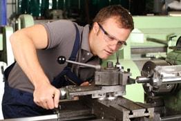 Berufsunfähigkeit Metall und Maschinenbau